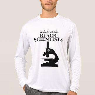 White Coats, Black Scientists T-Shirt