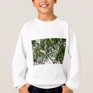 WHITE COCKATOO QUEENSLAND AUSTRALIA SWEATSHIRT