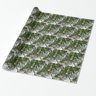 WHITE COCKATOO QUEENSLAND AUSTRALIA WRAPPING PAPER