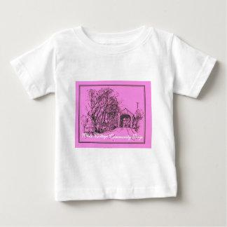 White Cottage Community Days Baby T-Shirt