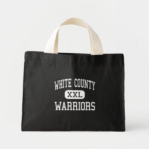 White County - Warriors - High - Sparta Tennessee Tote Bags