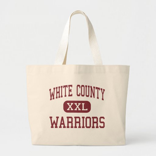 White County - Warriors - High - Sparta Tennessee Tote Bag