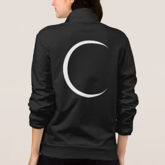 White Crescent Moon