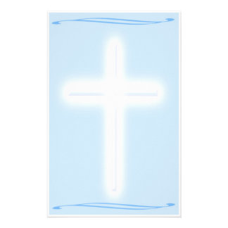 White Cross Stationary Stationery