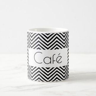 White cup Reason Black Rafter