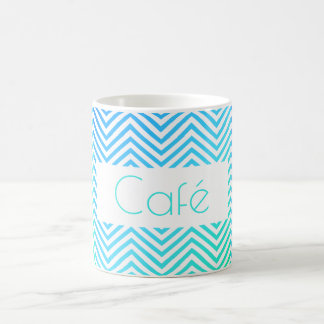 White cup Reason Blue Rafter