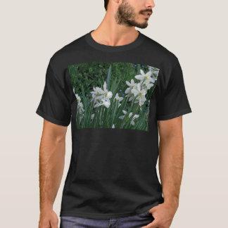 'White Daffodil' dark T-Shirt