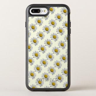 White Daisies Garden Flowers Floral OtterBox Symmetry iPhone 7 Plus Case
