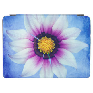White Daisy Flower Closeup Floral Blossom iPad Air Cover