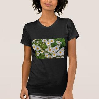White Daisy Flower T-Shirt