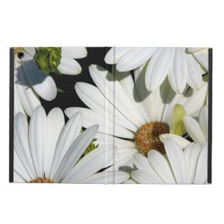 White Daisy Flowers iPad Air Case