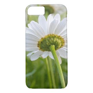 white daisy macro Case-Mate iPhone case