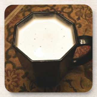 White/Dark Hot Chocolate Blend Coaster