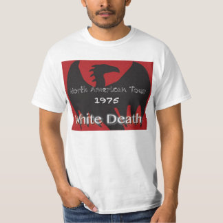 White Death Tour Basic T-Shirt