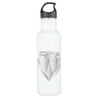 White Diamond for my sweetheart 710 Ml Water Bottle