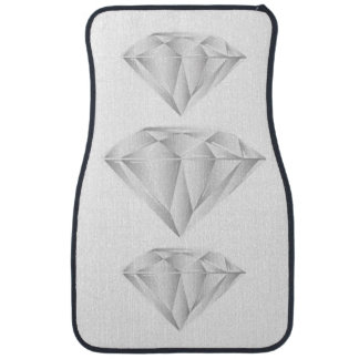 White Diamond for my sweetheart Car Liners