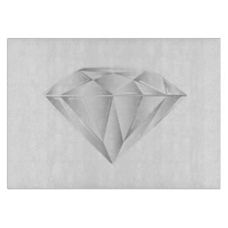 White Diamond for my sweetheart Cutting Board