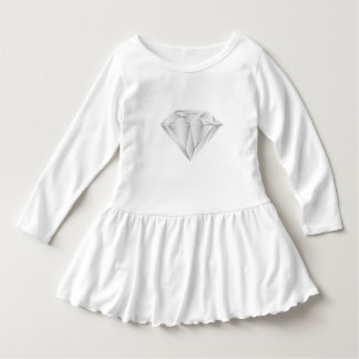White Diamond for my sweetheart Dress