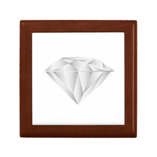 White Diamond for my sweetheart Gift Box