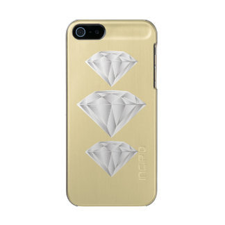 White Diamond for my sweetheart Incipio Feather® Shine iPhone 5 Case