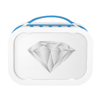 White Diamond for my sweetheart Lunch Box