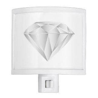 White Diamond for my sweetheart Night Light