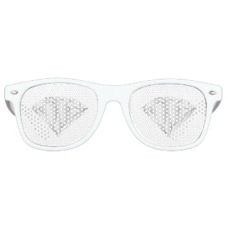 White Diamond for my sweetheart Party Sunglasses