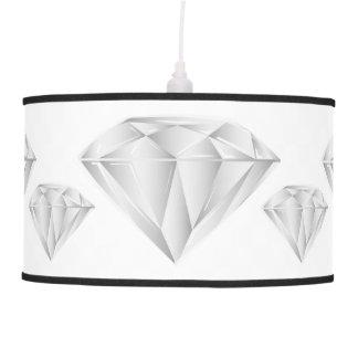 White Diamond for my sweetheart Pendant Lamp