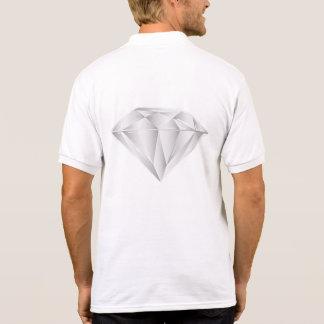 White Diamond for my sweetheart Polo Shirt