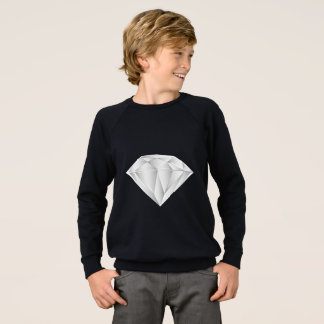 White Diamond for my sweetheart Sweatshirt