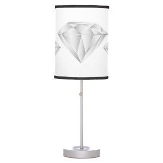 White Diamond for my sweetheart Table Lamp