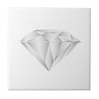 White Diamond for my sweetheart Tile