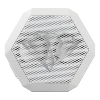 White Diamond for my sweetheart White Bluetooth Speaker
