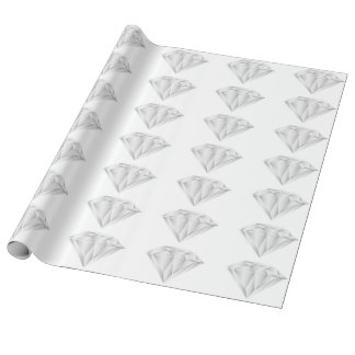 White Diamond for my sweetheart Wrapping Paper