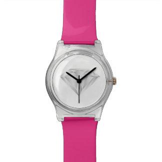 White Diamond for my sweetheart Wrist Watch