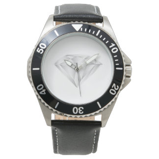 White Diamond for my sweetheart Wristwatches