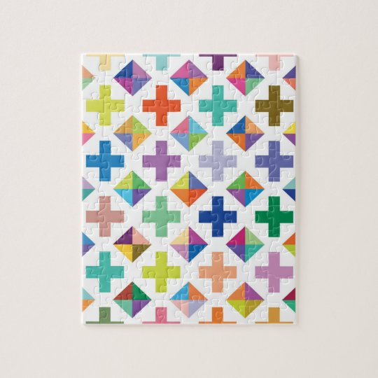 White Diamond Puzzle