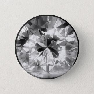 WHITE DIAMONDS Button