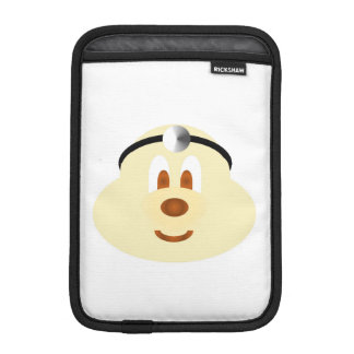 White Doctor 鲍 鲍 Ipad Mini  Rickshaw Sleeve