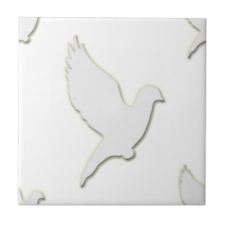 White Dove Tile