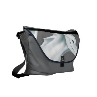 White Dragon Backpack Courier Bags