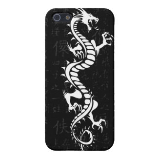 White Dragon iPhone 4/4S Speck Case iPhone 5/5S Cases