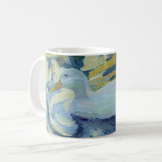 White Duck Coffee Mug