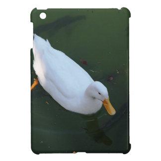 White duck iPad mini cover