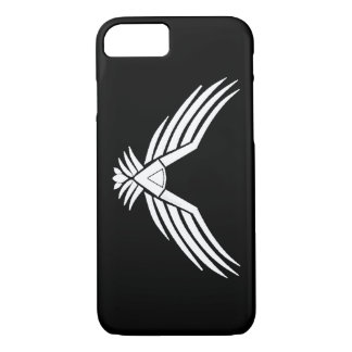 White Eagle iPhone 7 Thin Case
