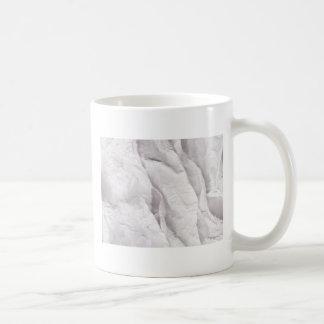 White Edges Coffee Mug