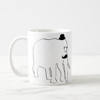 White Elephant Coffee Mug