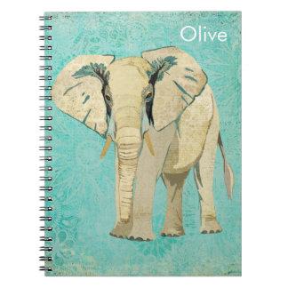 White Elephant Notebook