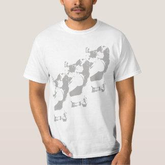 White Elephant Three Girl T Shirt