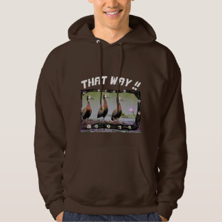 White-faced Whistling-Duck Hoodie